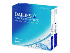Dailies AquaComfort Plus (180 Linsen)