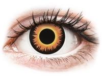 Kontaktlinsen online - ColourVUE Crazy Lens - Orange Werewolf - ohne Stärke
