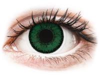 Kontaktlinsen online - SofLens Natural Colors Aquamarine - mit Stärke