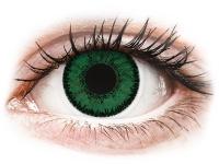 Kontaktlinsen online - SofLens Natural Colors Emerald - mit Stärke