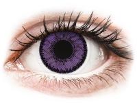 Kontaktlinsen online - SofLens Natural Colors Indigo - mit Stärke