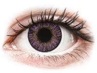 Kontaktlinsen online - FreshLook ColorBlends Amethyst - mit Stärke