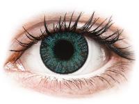 Kontaktlinsen online - FreshLook ColorBlends Brilliant Blue - ohne Stärke