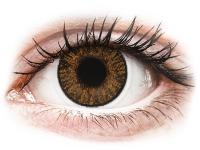Kontaktlinsen online - FreshLook ColorBlends Honey - mit Stärke