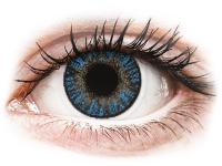 Kontaktlinsen online - FreshLook ColorBlends True Sapphire - mit Stärke