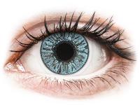 Kontaktlinsen online - FreshLook Colors Blue - mit Stärke