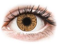 Kontaktlinsen online - FreshLook Colors Hazel - ohne Stärke