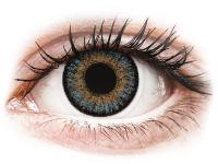 Kontaktlinsen online - FreshLook One Day Color Blue - mit Stärke