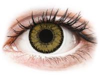 Kontaktlinsen online - SofLens Natural Colors Dark Hazel - ohne Stärke