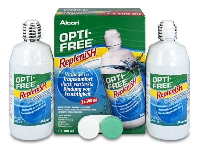 OPTI-FREE RepleniSH 2x300ml