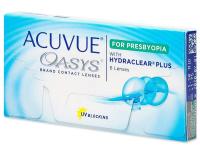 Kontaktlinsen online - Acuvue Oasys for Presbyopia