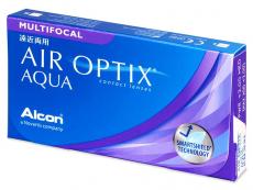 Air Optix Aqua Multifocal (6Linsen)