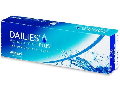 Dailies AquaComfort Plus (30Linsen)